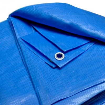 Lona Multiuso 150 Micras 8x7m Azul