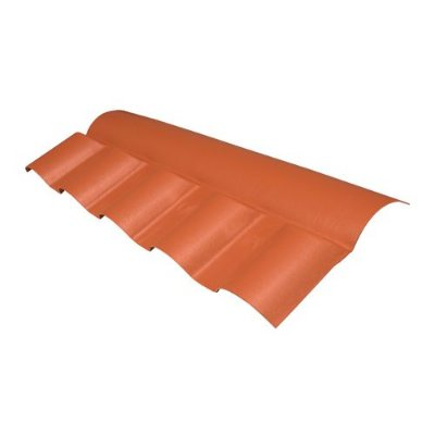 Cumeeira Articulada De PVC