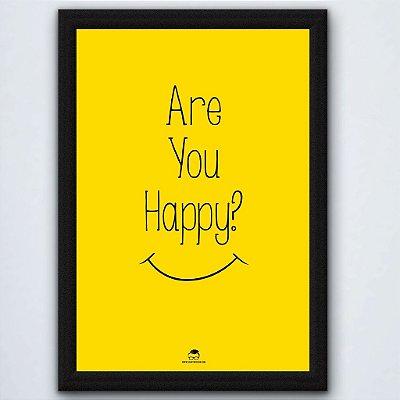 QUADRO - ARE YOU HAPPY?