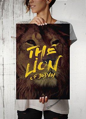 QUADRO - THE LION OF JUDAH