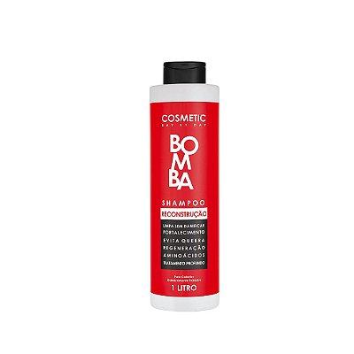 Shampoo BOMBA RECONSTRUÇÃO
