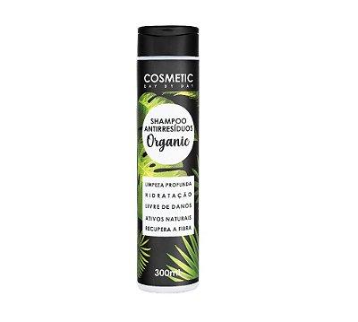 Shampoo Antirreesíduo Organic 300ml