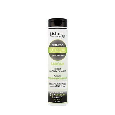 Shampoo BABOSA Nutrição 300ml