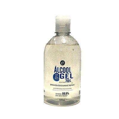 ÁLCOOL GEL - 500ML TAMPA (CELLOSIZE)