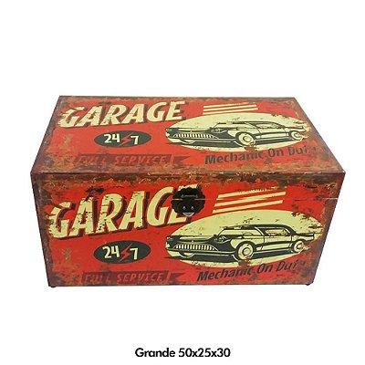 Baú Garage - grande