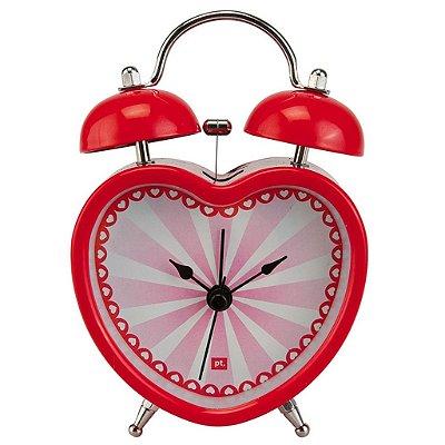 Relógio desepertador - Love bells