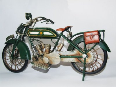 Miniatura Motocicleta Antique