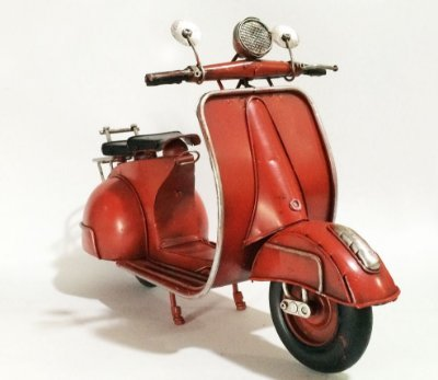 Miniatura Scooter 2
