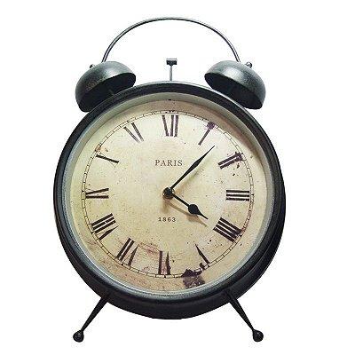 Relógio de mesa - Paris