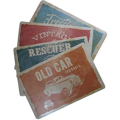 Jogo americano - GM vintage cars