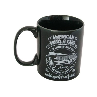 Caneca - GM american muscle cars
