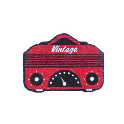 Capacho - Vintage rádio