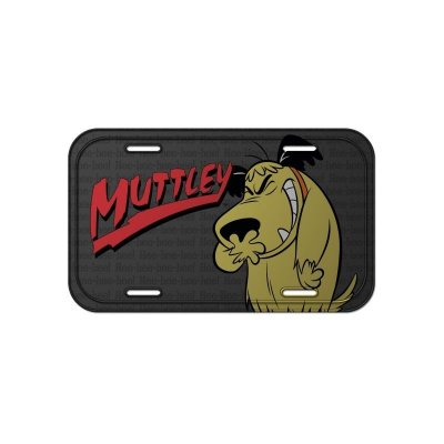 Placa decorativa - Muttley