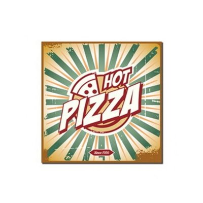 Quadro - Hot pizza