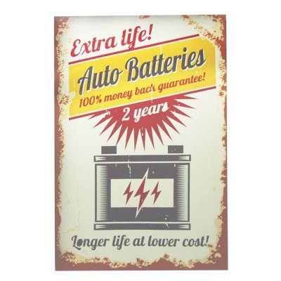 Quadro - Auto batteries
