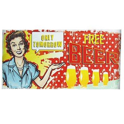 Quadro - Free beer