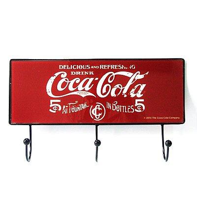 Cabideiro - Coca-Cola
