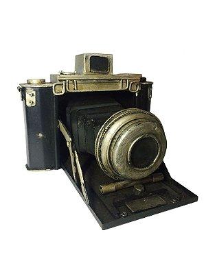 Miniatura Máquina fotográfica decorativa