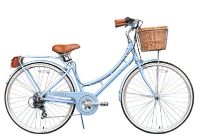 Bicicleta retrô XDS - Nadine blue
