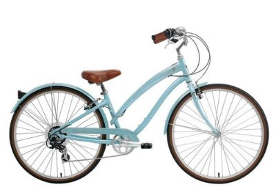 Bicicleta retrô Nirve - Starliner Powder Blue