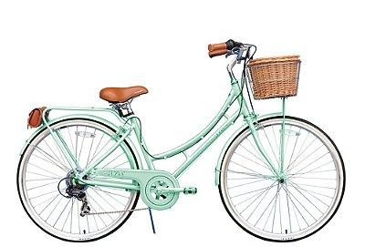Bicicleta retrô XDS - Nadine mint green