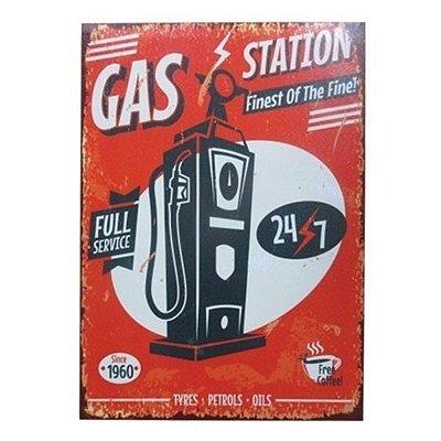 Quadro - Loft gas station