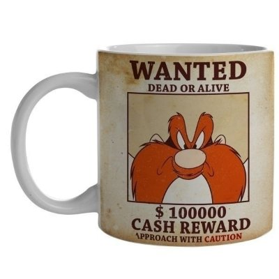 Caneca - Looney Yosemite wanted