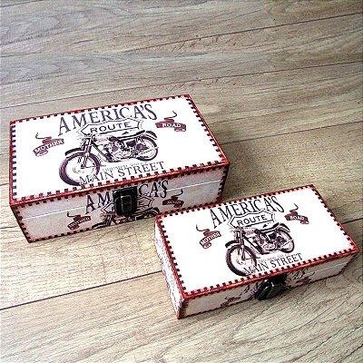 Kit caixa - America's route