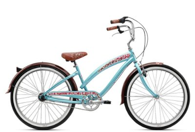 Bicicleta retrô Nirve - Lahaina Ladies Coral