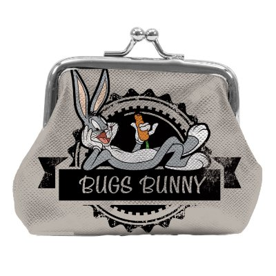 Porta moedas - Looney Bugs Bunny