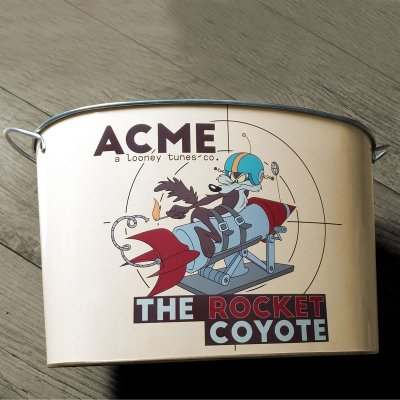 Balde de gelo - Looney Acme The Rocket Coyote