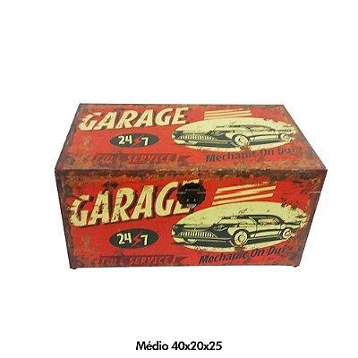 Baú Garage - médio
