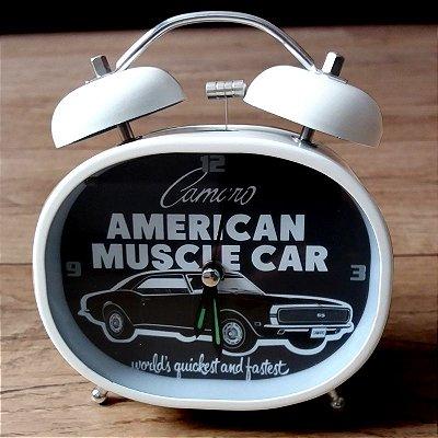 Relógio desepertador  - GM American muscle car