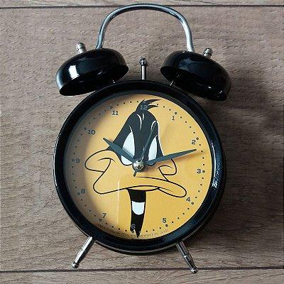 Relógio desepertador  - Looney Daffy Duck