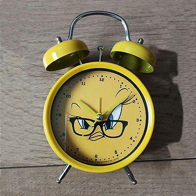Relógio desepertador  - Looney Tweety