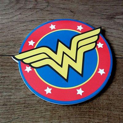 Descanso para panela - Wonder Woman