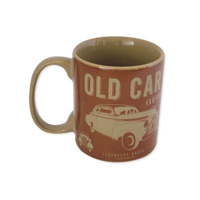 Caneca - GM Vintage old car
