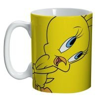 Caneca mini - Looney Tweety