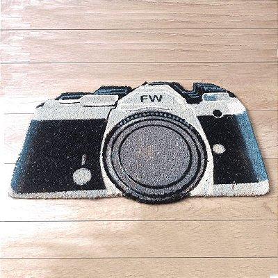 Capacho - Câmera fotográfica