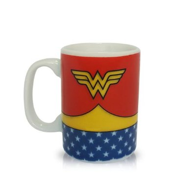 Caneca - Wonder Woman body