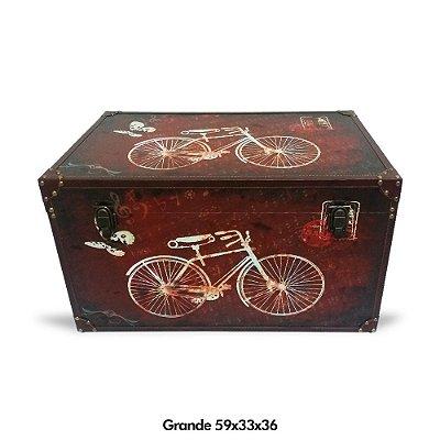 Baú bicicleta - grande
