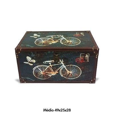 Baú bicicleta - médio