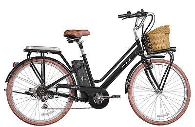 Bicicleta retrô Blitz - Avanti preta
