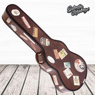 Case para violão A107 X L40 X P13 Cm