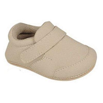 Sapatinho Mocassim de Bebê com Velcro