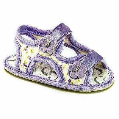 Sandália de Bebê com 2 Velcros3