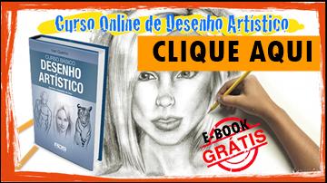 E-Book Aprenda a Desenhar do Zero
