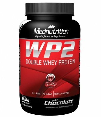 WP2 Double Whey Protein - Mednutrition