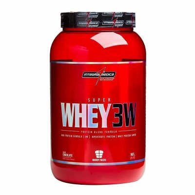 Super Whey 3W ( 908g) - IntegralMedica