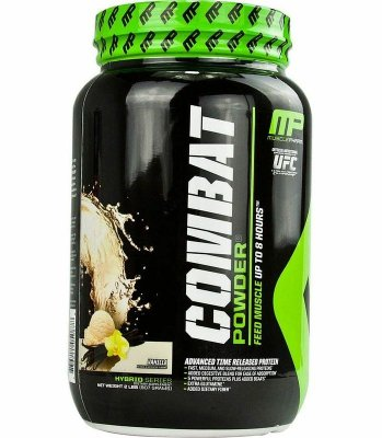 Combat Powder  - MusclePharm